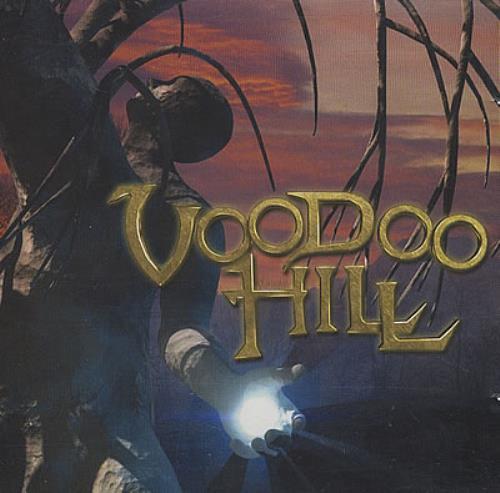 Voodoo Hill Voodoo Hill CD album (CDLP) Italian VAOCDVO376431