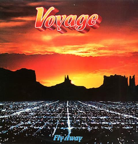 Voyage Fly Away vinyl LP album (LP record) UK VOYLPFL301727