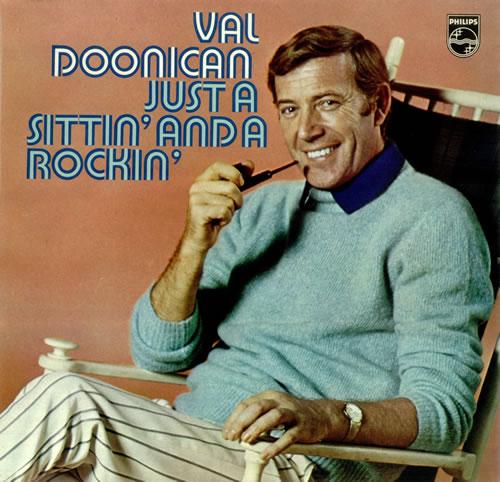 Val Doonican Just A Sittin And A Rockin Uk Vinyl Lp