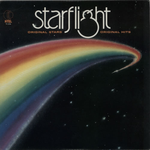 Various-Pop Starflight vinyl LP album (LP record) Canadian 7VALPST292665