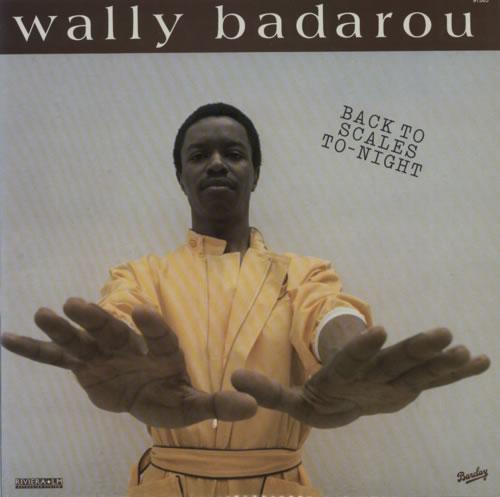 Wally Badarou Back To Scales Tonight vinyl LP album (LP record) French WABLPBA589433