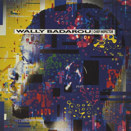 "Wally Badarou Chief Inspector 7"" vinyl single (7 inch record) UK WAB07CH521215"