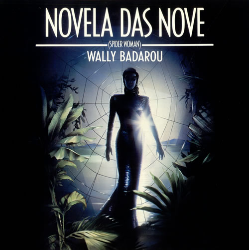 "Wally Badarou Novela Das Novel (Spider Woman) 12"" vinyl single (12 inch record / Maxi-single) UK WAB12NO196171"