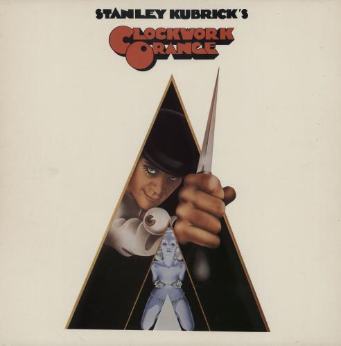Walter Carlos A Clockwork Orange - 3rd vinyl LP album (LP record) UK WCLLPAC755323