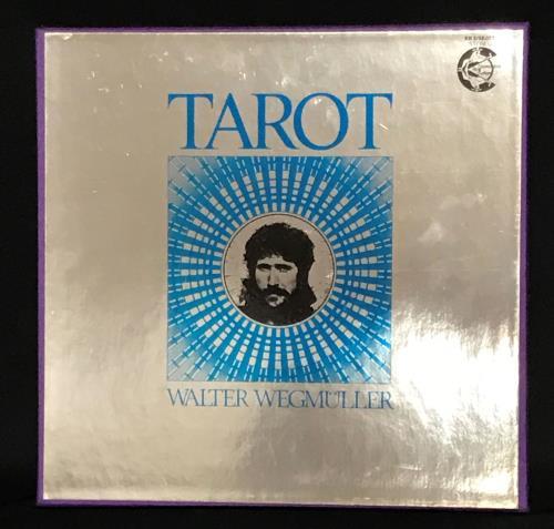 Walter Wegmüller Tarot - 1st Vinyl Box Set German YCSVXTA687145