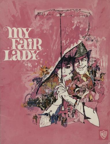 Walt Disney My Fair Lady magazine UK W-DMAMY760382