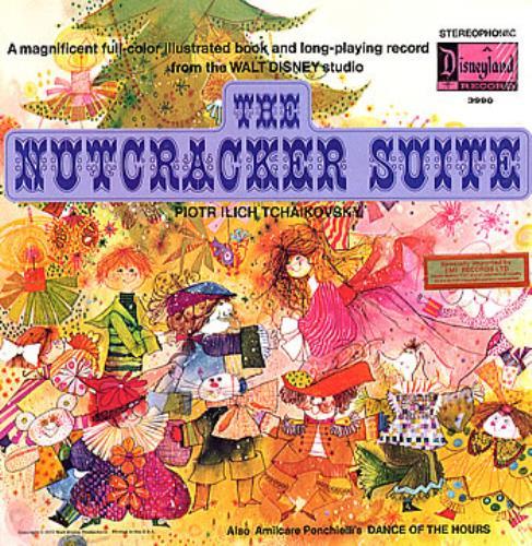 Walt Disney The Nutcracker Suite - Sealed vinyl LP album (LP record) US W-DLPTH284287