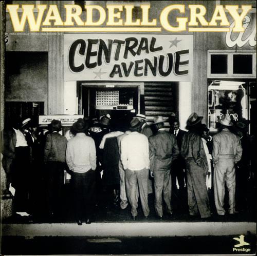 Wardell Gray Central Avenue 2-LP vinyl record set (Double Album) UK WRG2LCE541386