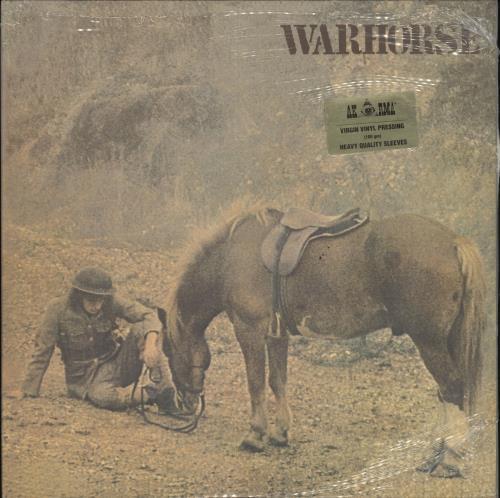 Warhorse Warhorse - 180gm Vinyl 2-LP vinyl record set (Double Album) Italian WAH2LWA720921