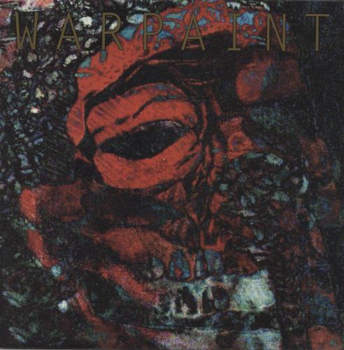 Warpaint The Fool 2-LP vinyl record set (Double Album) UK WDR2LTH521246