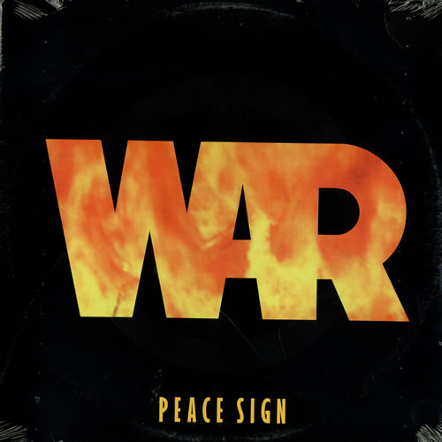 War Peace Sign Sealed Us Promo 12 Quot Vinyl Single 12 Inch