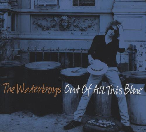 Waterboys Out Of All This Blue 3-CD album set (Triple CD) UK WAT3COU759822