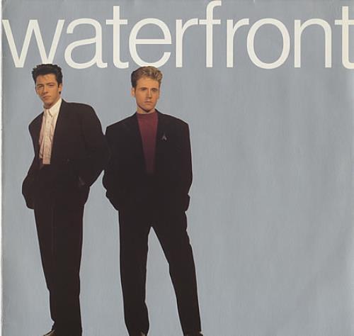Waterfront Waterfront vinyl LP album (LP record) UK WTFLPWA400108