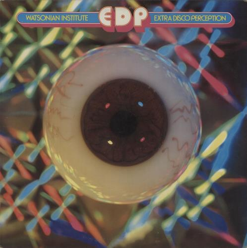 Watsonian Institute EDP - Extra Disco Perception vinyl LP album (LP record) US YC4LPED681756