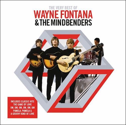 Wayne Fontana & The Mindbenders The Very Best Of CD album (CDLP) UK WYFCDTH463498