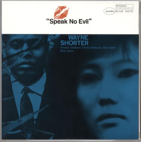 Wayne Shorter Speak No Evil - 45RPM 180 Gram - Numbered 2-LP vinyl record set (Double Album) US WYS2LSP728359