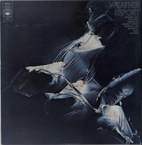 Weather Report Weather Report 1st Uk Vinyl Lp Album Lp