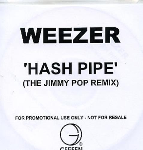 Weezer Hash Pipe CD-R acetate UK WEECRHA242277