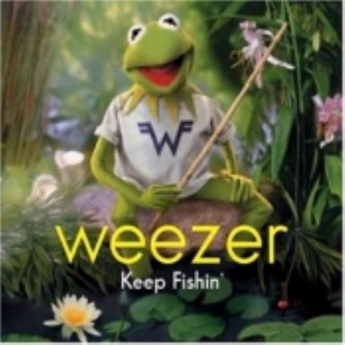 "Weezer Keep Fishin' CD single (CD5 / 5"") German WEEC5KE224996"