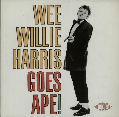Wee Willie Harris Goes Ape! vinyl LP album (LP record) UK 5WWLPGO613313