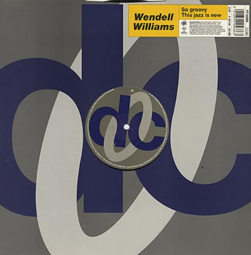 "Wendell Williams This Jazz Is New 12"" vinyl single (12 inch record / Maxi-single) UK WL912TH372955"
