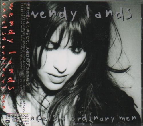 Wendy Lands Angels & Ordinary Men CD album (CDLP) Japanese XFTCDAN654064