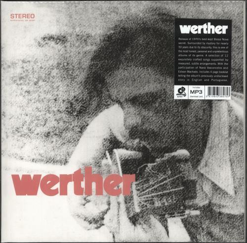 Werther Werther vinyl LP album (LP record) German 0G3LPWE736468