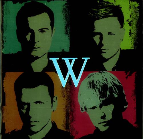 Westlife Back Home Tour tour programme UK WLITRBA434907