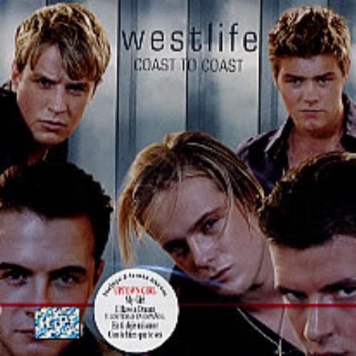 westlife coast to coast mexican cd album cdlp 201617