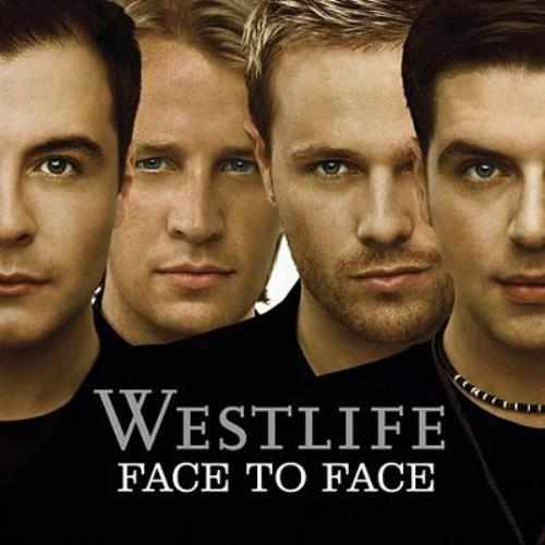 Westlife Face To Face Dual Disc UK WLIDUFA342966