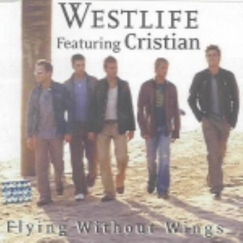 """Westlife Flying Without Wings CD single (CD5 / 5"""") Mexican WLIC5FL244450"""