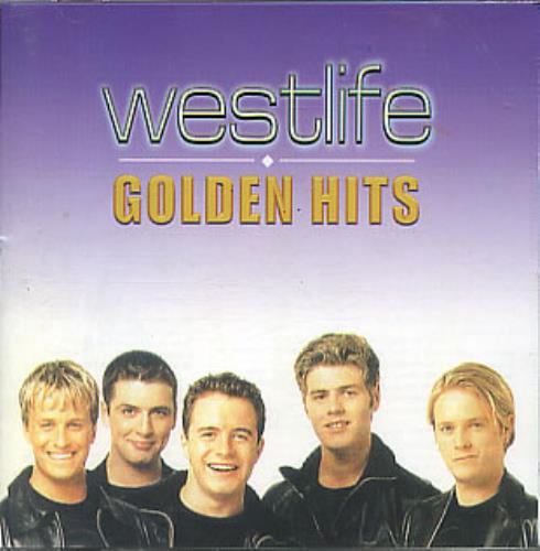 Westlife Golden Hits Hong Kong Cd Album Cdlp 296404