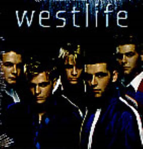"""Westlife More Than Words 3"""" CD single (CD3) Venezuelan WLIC3MO264728"""