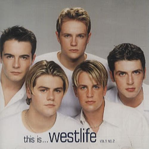 Westlife This Is    Westlife Vol  1 No  2 UK Promo CD album (CDLP