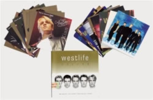 Westlife Westlife Deluxe 2 CD album set (Double CD) Indonesian WLI2CWE170708