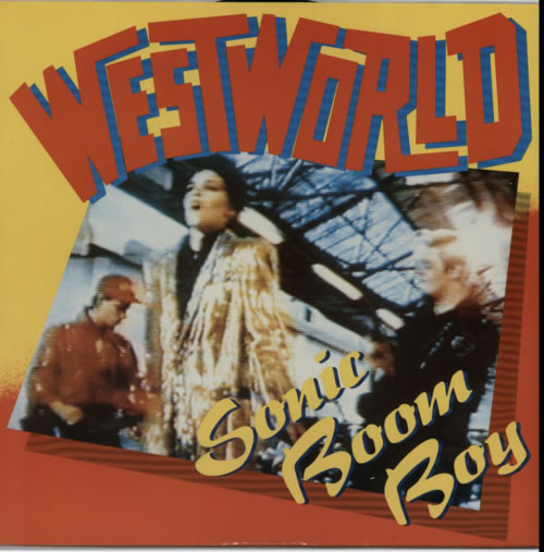 Westworld Sonic Boom Boy German 12 Quot Vinyl Single 12 Inch