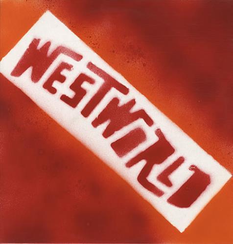 "Westworld Sonic Boom Boy 12"" vinyl single (12 inch record / Maxi-single) UK WWO12SO337154"