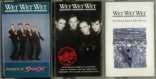 Wet collection three