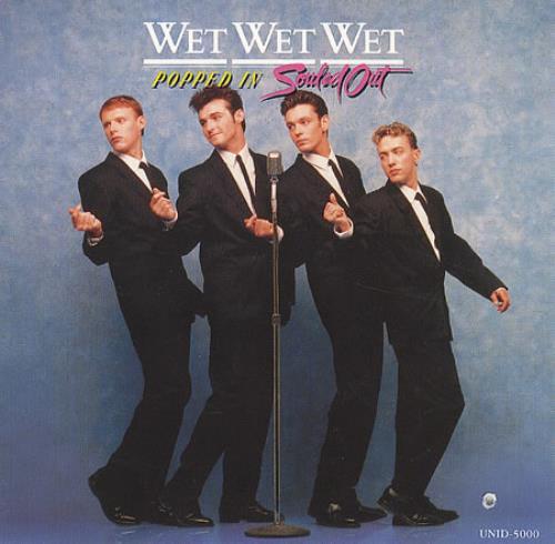 Wet Wet Wet Popped In Souled Out CD album (CDLP) US WETCDPO224817