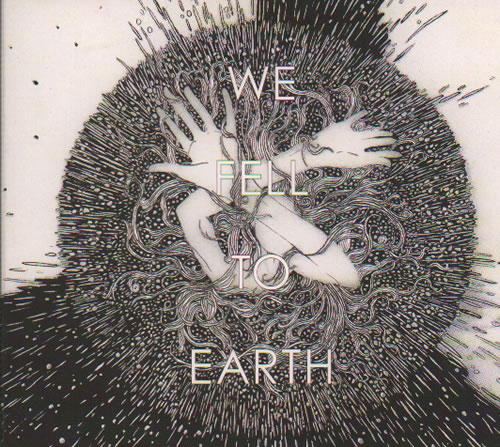 We Fell To Earth Lights Out CD-R acetate UK WFECRLI635277