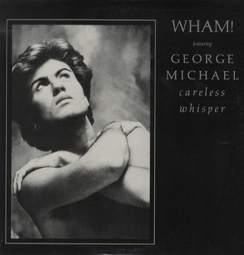 "Wham Careless Whisper 12"" vinyl single (12 inch record / Maxi-single) US WHA12CA22862"