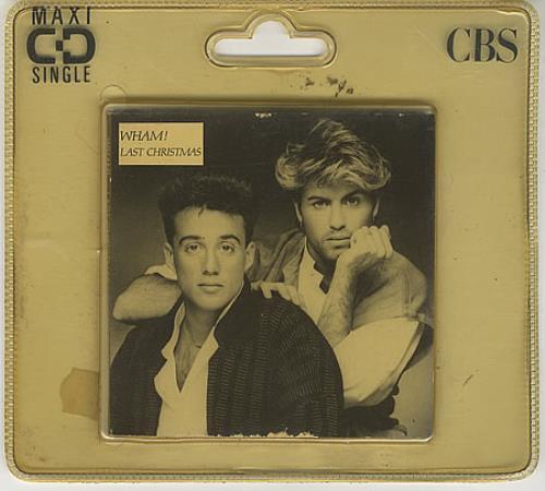 wham last christmas 3 cd single cd3 austrian whac3la157180 - Last Christmas Original