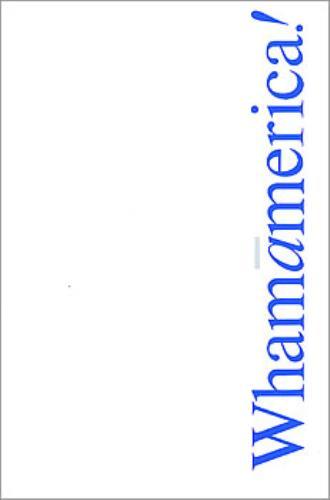 Wham Whamamerica! tour programme US WHATRWH294750