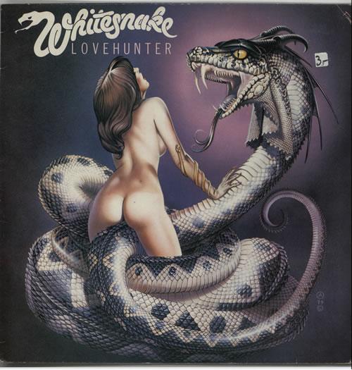 Whitesnake Lovehunter vinyl LP album (LP record) UK WHILPLO405312