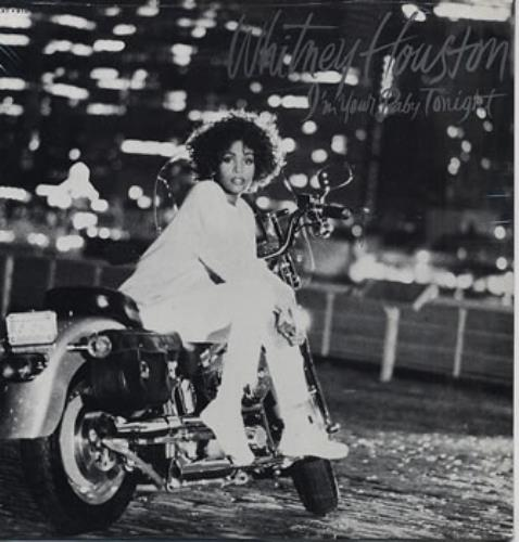 Whitney Houston - I'm Your Baby Tonight (Live at …