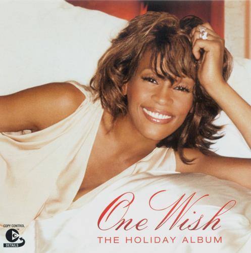 Whitney Houston One Wish - The Holiday Album CD album (CDLP) UK HOUCDON263694