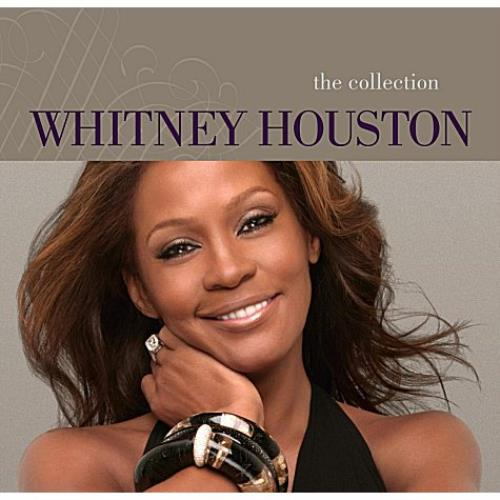 Whitney Houston The Collection 5-CD album set UK HOU5CTH501434