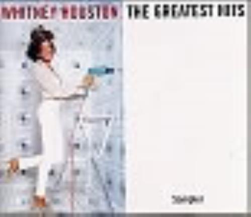 "Whitney Houston The Greatest Hits CD single (CD5 / 5"") UK HOUC5TH155072"