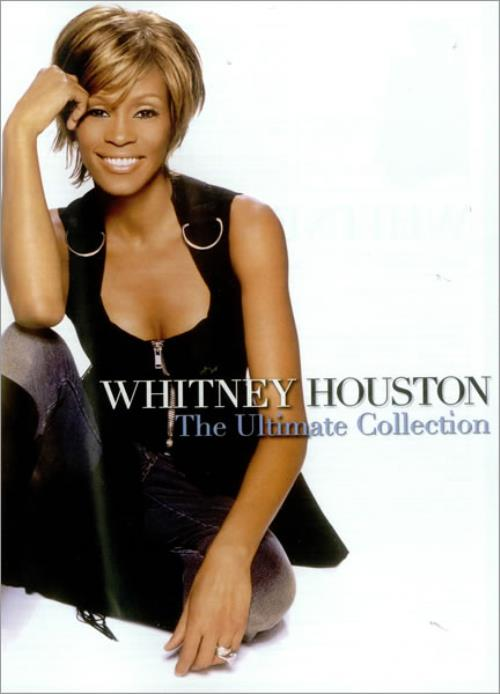 Whitney Houston The Ultimate Collection 'Digest Sampler' CD-R acetate Japanese HOUCRTH431595