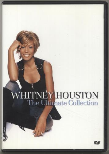 Whitney Houston The Ultimate Collection DVD UK HOUDDTH417154